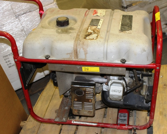 TROY-BILT GENERATOR 6200W SINGLE PHASE 3600RPM