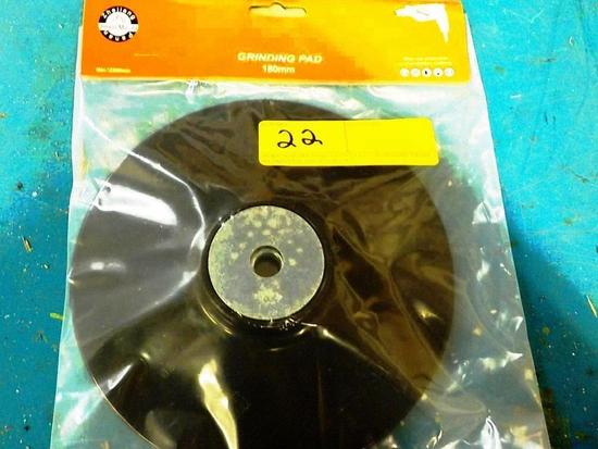 LOT OF 240 NEW GRINDING PADS