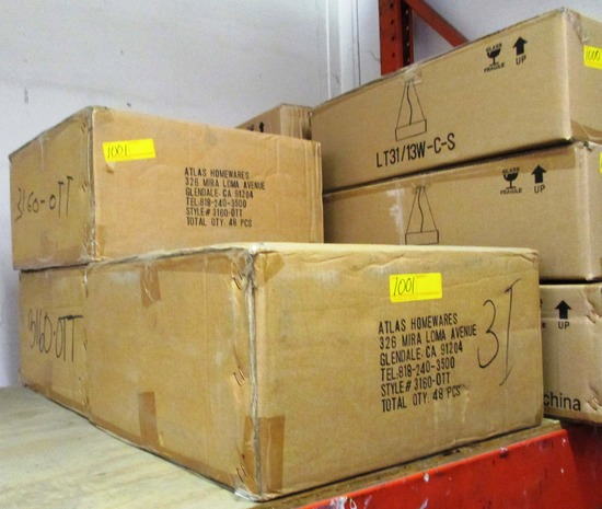 LOT OF 144 NEW OLIVE TRIPLE ROCKER SWITCH PLATES