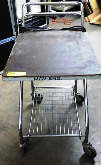 ROLLING OSCILLOSCOPE CART