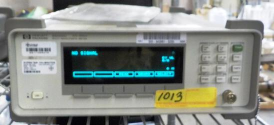 USED HP 86120C MULTI-WAVE LENGTH METER