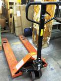 HAUL MASTER 2.5 TON PALLET JACK FOR PARTS OR REPAIR