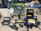 LOT OF NETWORK EQUIPMENT AND TESTERS