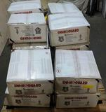 40 BOXES OF ENVIROGUARD SHOE COVERS - 200 PER BOX