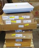 PALLET OF 2FT X 2FT LIGHT FIXTURES