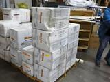 PALLET OF ENVROGUARD LAB COATS