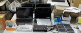 LOT OF NOTEBOOKS, GARMIN NUVI AND MORE PORTABLE ELECTRONICS