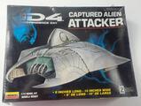 NEW, IN THE BOX LINDBERG ID4 CAPTURED ALIEN ATTACKER MODEL KIT