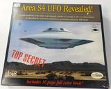 NEW TESTORS AREA S4 UFO REVEALED MODEL KIT