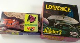 2 NEW POLAR LIGHTS LOST IN SPACE & LAND OF THE GIANTS MODEL KITS