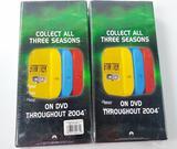 2 NEW STAR TREK ORIGINAL SERIES DVD SETS