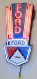RARE FORD FLASHING NEON SIGN - ONLY 5 EVER MADE