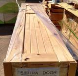 PALLET OF 20 NEW SIERRA WOOD DOORS