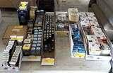 LOT OF OVER 350 MISC. BULBS / LAMPS