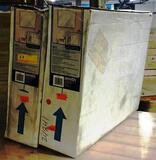 2 NEW MEDICINE CABINETS - SLIDING DOORS