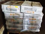 PALLET OF 8 BOXES OF dmf LIGHTING