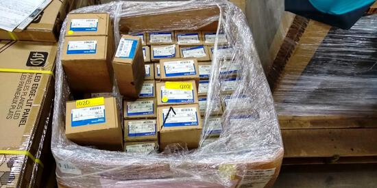 PALLET OF 77 NEW CROUSE-HINDS CONDULETS