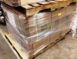 PALLET OF 1,000 NEW CARDBOARD BOXES 5-1/2 X 5-3/4 X 11-1/4