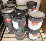 PALLET OF 16 x 5 GALLON CANS INVISA-SHIELD ANTI-GRAFFITI COATING
