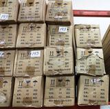 375 NEW BULBS - 15 BOXES OF 25 EACH F32/T8/741