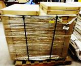 PALLET OF 16 NEW CORNER WALL CABINETS