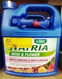 6 NEW BOTTLES OF BAYER NATRIA ROSE & FLOWER TREATMENT