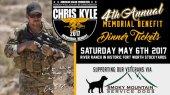 Chris Kyle Memorial Benefit LIVE Auction