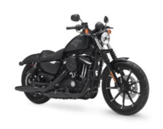2017 Harley-Davidson Iron 883 Motorcycle