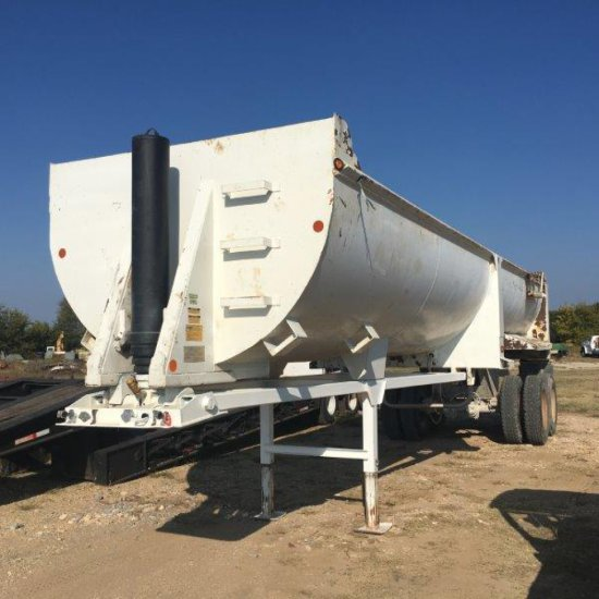 *2007 Dump Trailer for 18 Wheeler