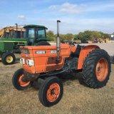 Kubota M4000 2wd Tractor