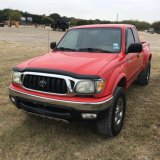 *2003 Toyota Tacoma 3/4 Ton Pickup