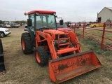 Kubota 3430 4wd Cab&Air Tractor w/LA513 Loader