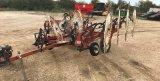 H&S Bifold 10 Wheel Hay Rake