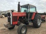 Massey Ferguson 2705 2wd Tractor, Fr. Weights