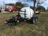 *2017 Southern Legacy 500gal Water Tank Trailer