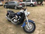 *2008 Kawasaki Vulcan Classic VN1600 Motorcycle