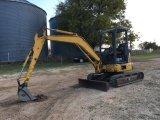 Komatsu PC 35 MR Utility Excavator
