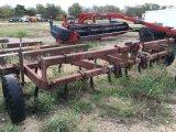 3pt 15 Shank Chisel Plow