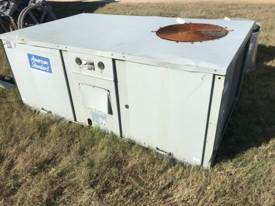 A/C Package Unit, Rooftop