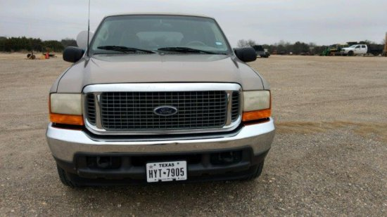 *2000 Ford Excursion XLT