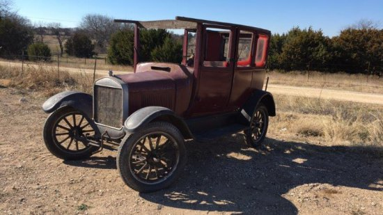 1924 (approx) Ford Model T