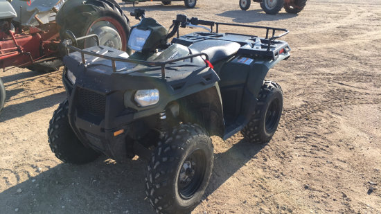 *2012 Polaris Sportsman 500HD