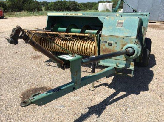 John Deere 348 Square Baler | Farm Machinery & Implements
