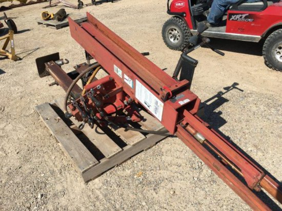 Shaver Hydraulic Post Driver