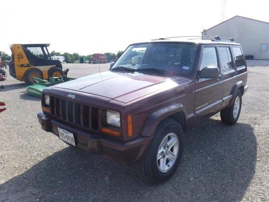 *2001 Jeep Cherokee
