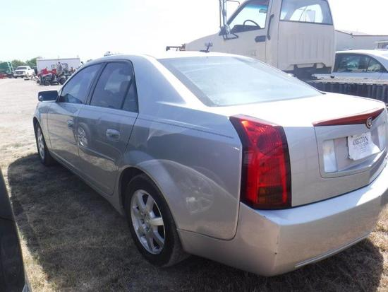 *2005 Cadillac CTS