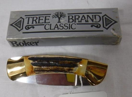 Boker Tree Brand 4000 Pocket Knife