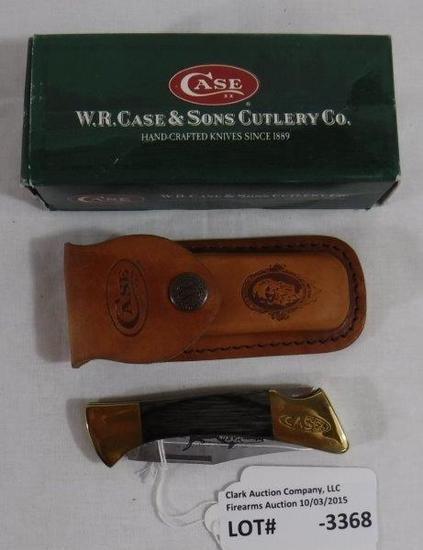 Case Mako Single Blade Pocket Knife w/Sheath