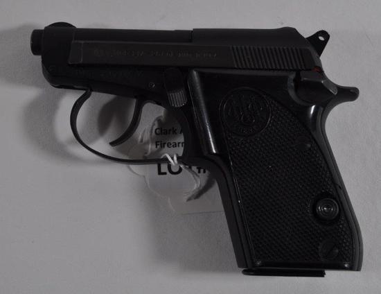 ~Beretta 21a, 25 Pistol, BES21207V