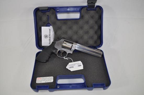 ~S&W 686-6 Power Port, 357/38spl Revolver, CFS3231